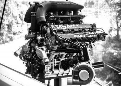 F1 engine - Porsche museum