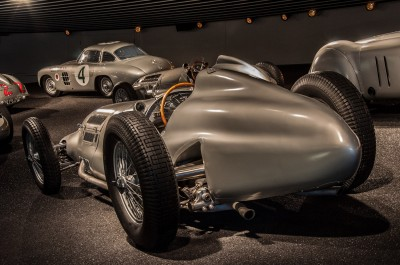 Mercedes - Benz museum