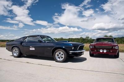Mustang sprints 2012