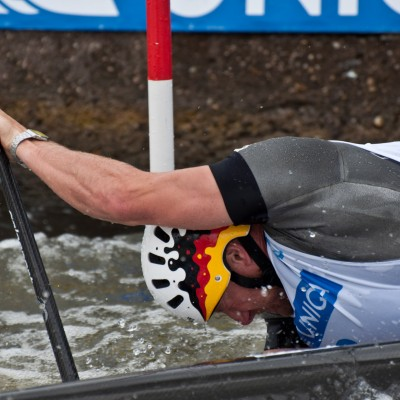 World cup canoe slalom 2012