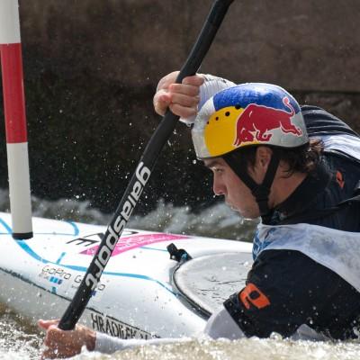 World cup canoe slalom 2012