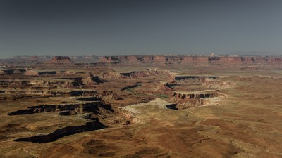 Island in the Sky - Canyonlands N.P.