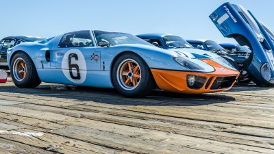 "Ford GT40 #6 ""Gulf Oil"" 24H Le Mans"